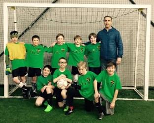 U10 2016 Boys Futsal