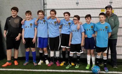 U14 2016 Boys Futsal