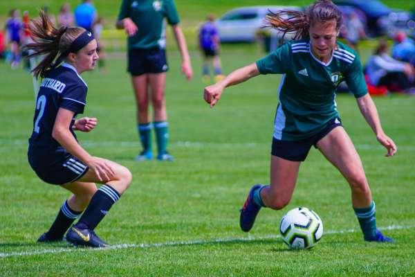 2019 AU U16 Girls vs Litchfield at GMC-41